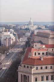 Capitol seen from Old Post Office Tower